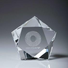 Crystal Award CC573L - Trophy Land