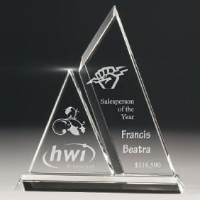 Crystal Award CC604 - Trophy Land