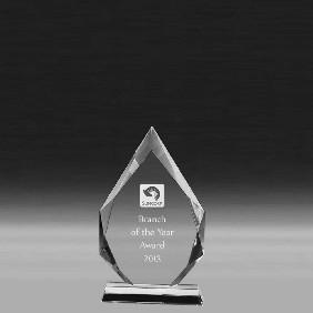 Crystal Award CC647A - Trophy Land