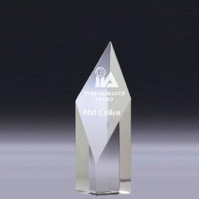 Crystal Award CC735S - Trophy Land