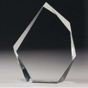 Crystal Award CC781D - Trophy Land