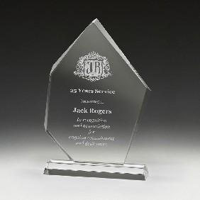 Crystal Award CC955L - Trophy Land
