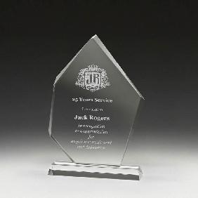 Crystal Award CC955M - Trophy Land
