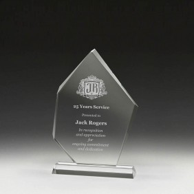 Crystal Award CC955S - Trophy Land