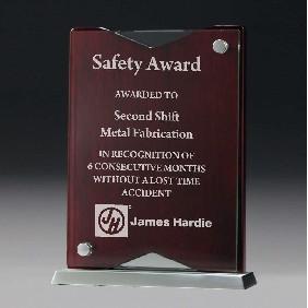 Glass Award CG320 - Trophy Land