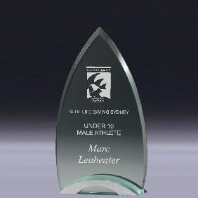 Glass Award CG419 - Trophy Land