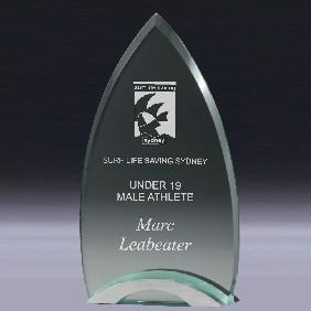 Glass Award CG423 - Trophy Land