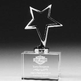 Crystal Award CG571 - Trophy Land