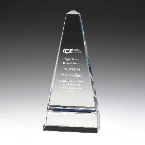 Crystal Award CH901L - Trophy Land