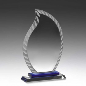 Glass Award CH931M - Trophy Land