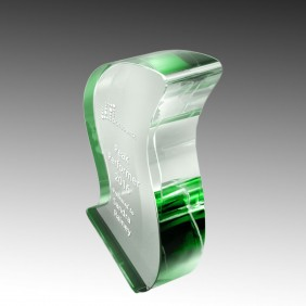 Crystal Award CK01BGN - Trophy Land