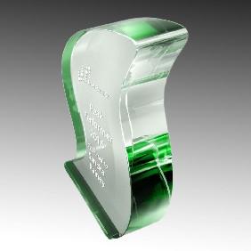 Crystal Award CK01CGN - Trophy Land