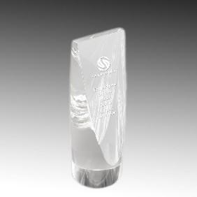 Crystal Award CK02B - Trophy Land