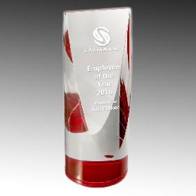 Crystal Award CK02CR - Trophy Land