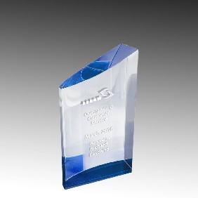 Crystal Award CK03ABU - Trophy Land