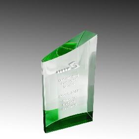 Crystal Award CK03AGN - Trophy Land
