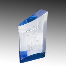 Crystal Award CK03BBU - Trophy Land