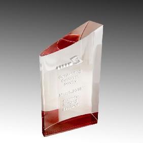 Crystal Award CK03BR - Trophy Land