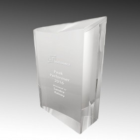 Crystal Award CK03B - Trophy Land