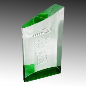 Crystal Award CK03CGN - Trophy Land