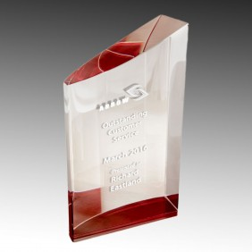 Crystal Award CK03CR - Trophy Land