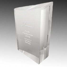 Crystal Award CK03C - Trophy Land