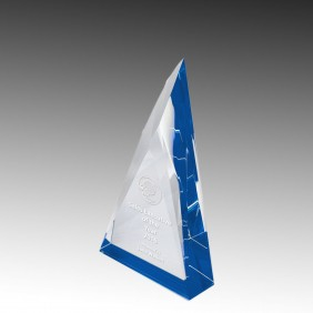 Crystal Award CK04ABU - Trophy Land