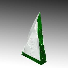 Crystal Award CK04AGN - Trophy Land