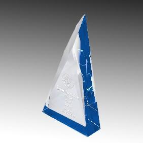 Crystal Award CK04BBU - Trophy Land