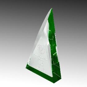 Crystal Award CK04BGN - Trophy Land