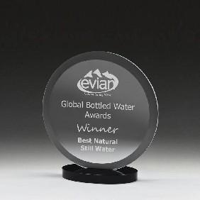 Glass Award CK276A - Trophy Land