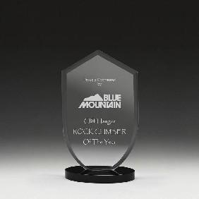 Glass Award CK279A - Trophy Land