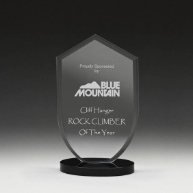 Glass Award CK279B - Trophy Land