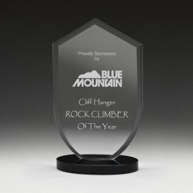 Glass Award CK279C - Trophy Land