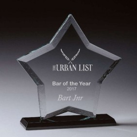 Crystal Award CK750B - Trophy Land
