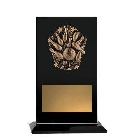Ten Pin Bowling Trophy CKG252B - Trophy Land