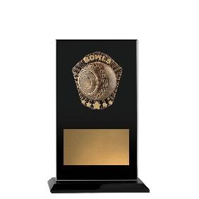 Lawn Bowls Trophy CKG283A - Trophy Land