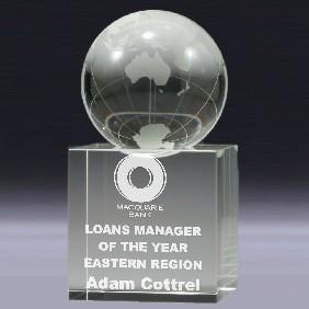 Crystal Award CN00 - Trophy Land