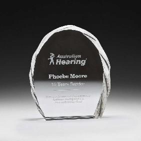 Crystal Award CN249M - Trophy Land