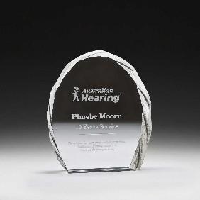 Crystal Award CN249S - Trophy Land