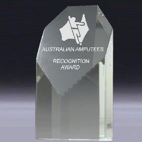 Crystal Award CN91 - Trophy Land