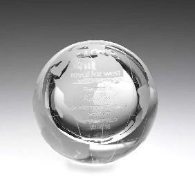 Crystal Award CP99 - Trophy Land
