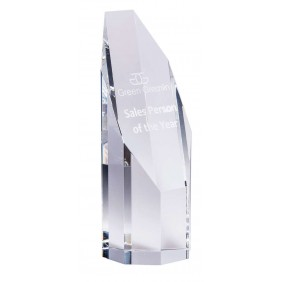 Crystal Award CR04A - Trophy Land