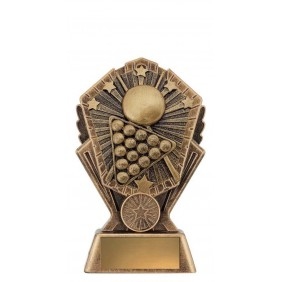 Snooker Trophy CR129A - Trophy Land