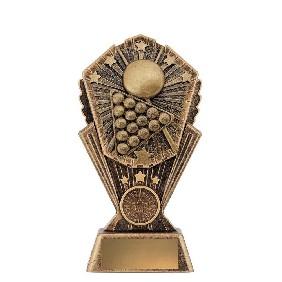 Snooker Trophy CR129B - Trophy Land