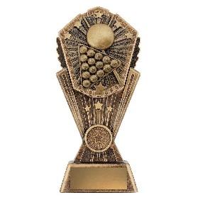 Snooker Trophy CR129C - Trophy Land