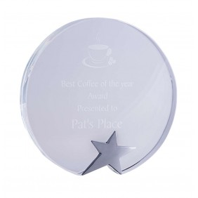 Crystal Award CR13C - Trophy Land
