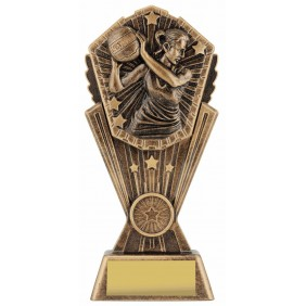 Netball Trophy CR191C - Trophy Land