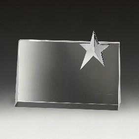 Crystal Award CS125 - Trophy Land