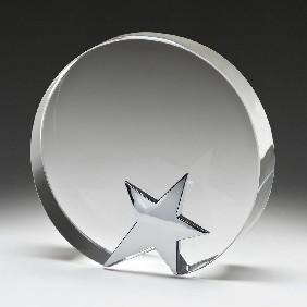 Crystal Award CS150 - Trophy Land